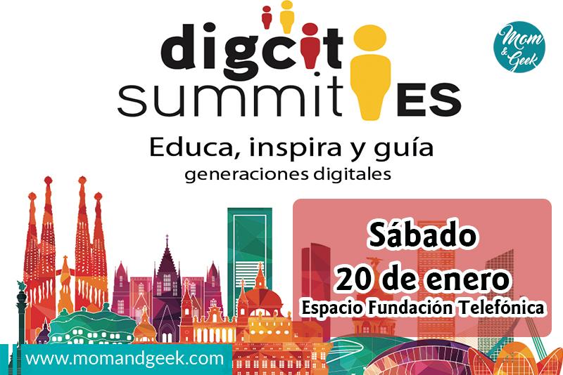 #DigCitSummitES: educar, inspirar y guiar a las generaciones digitales