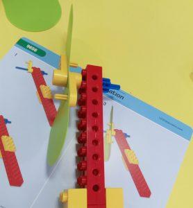 Primeras Máquinas Simples de LEGO infantil (de 1 a 6 años)