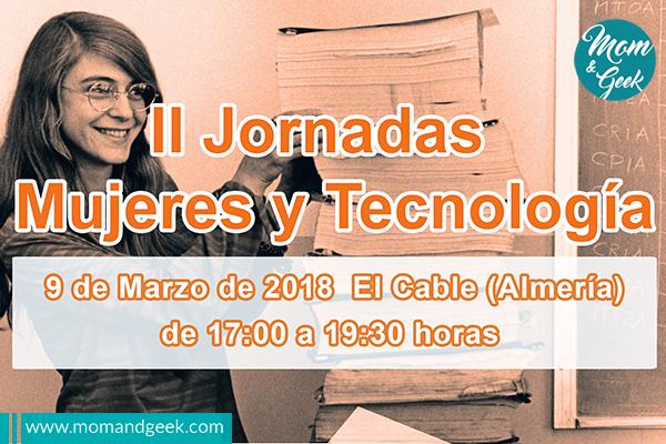 II Jornadas de 'Mujeres y Tecnología' en HackLab Almería
