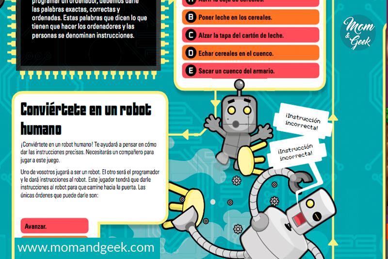 Aprender programación en casa (I): Todo comienza con un buen manual